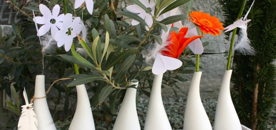 Sommerblüten & Vasen