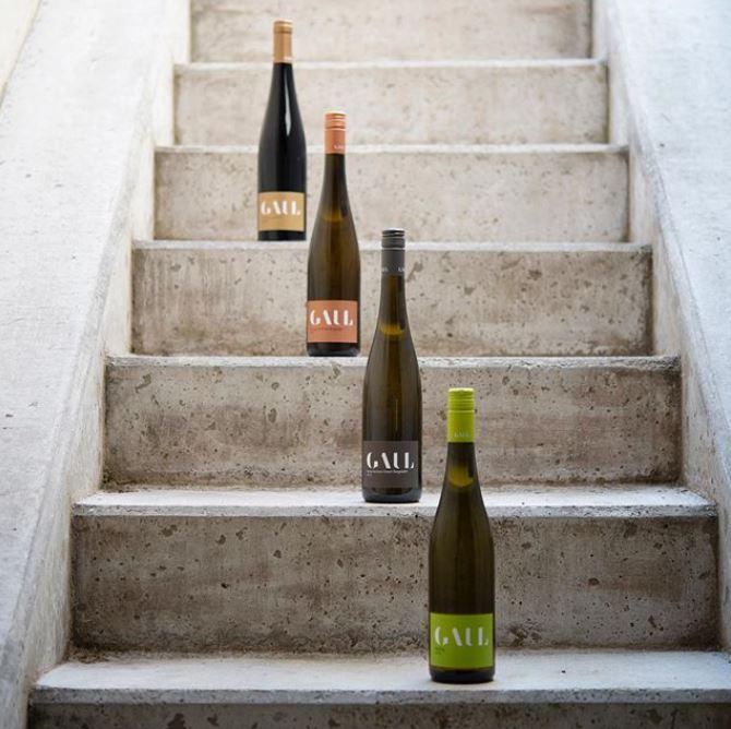 Gaul-Preisgekrönte-Weine